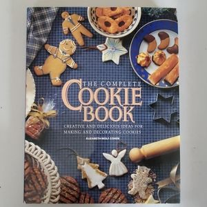 Cookbook The Complete Cookie Book
